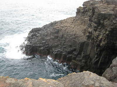 Entrance to the Blowhole