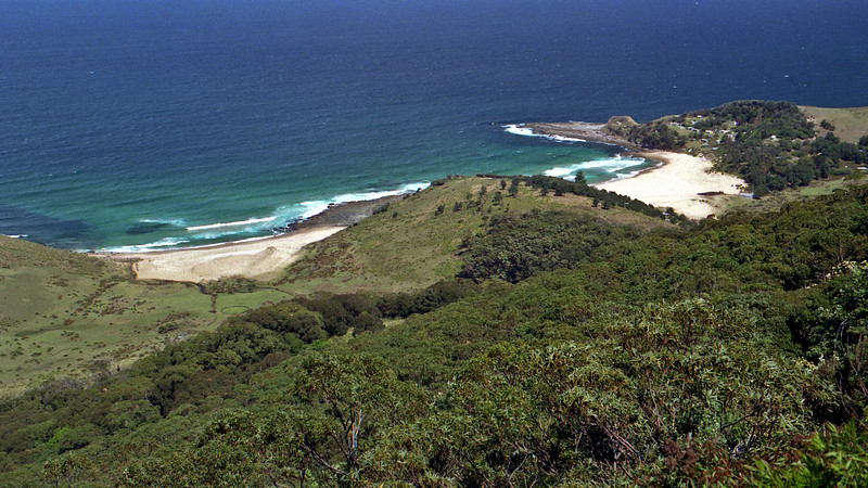 North and South Era Beaches in Royal National Park south of Sydney.