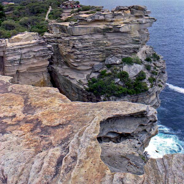 The Gap in Sydney.