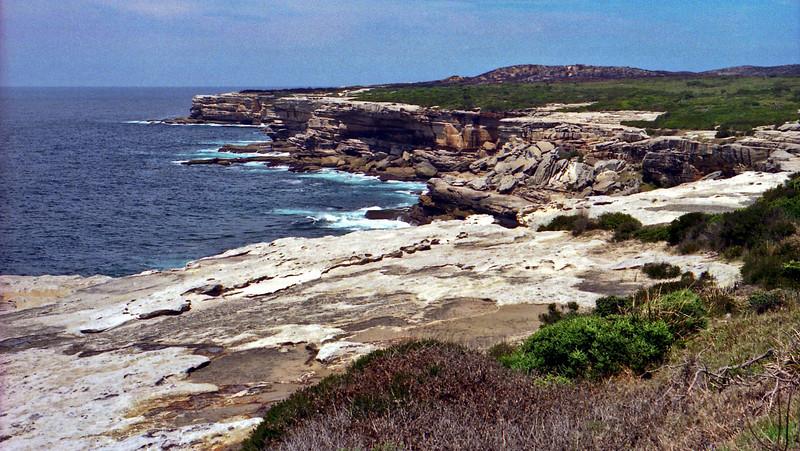 Royal National Park south of Sydney.