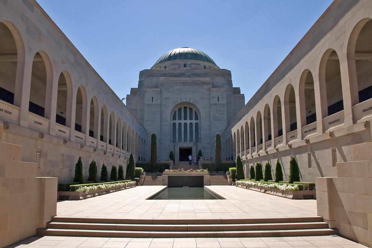 Australian War Memorial 2 - Canberra, Australia
