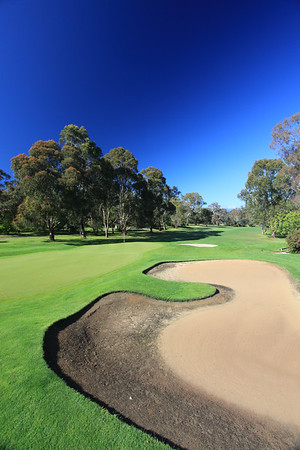 Federal Golf Club, Australian Capital Territory, Australia