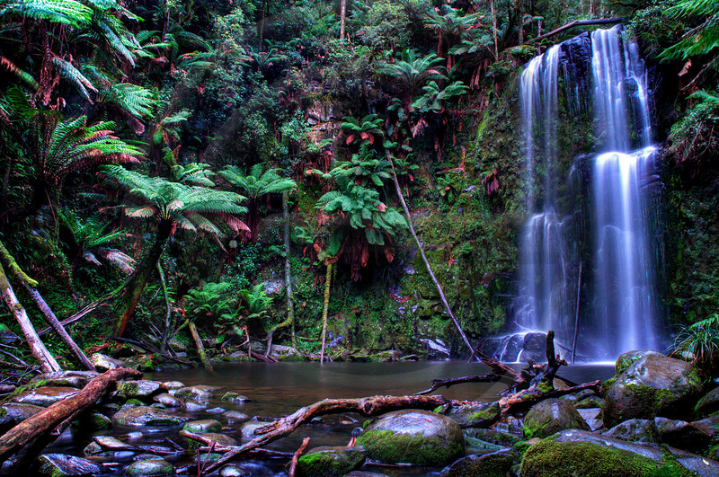 AULA0500 Beauchamp Falls 2
