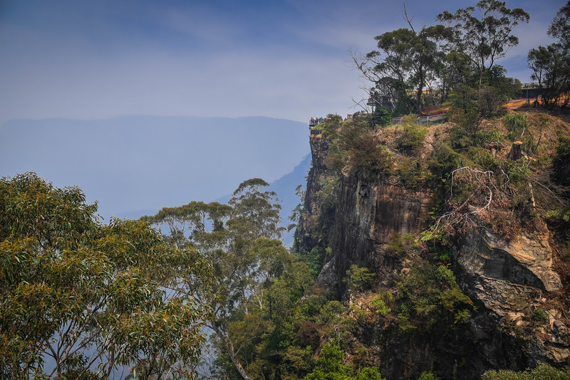echo point blue mountains