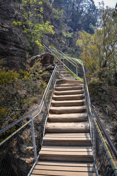 giant stairway new south wales