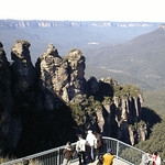Three Sisters – Blue Mountains, Australia – Daily Photo