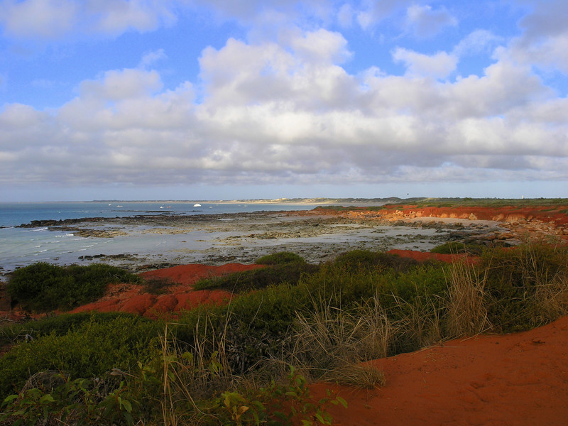 Red Point from Gantheaume Point  & Cable Beach in the distance