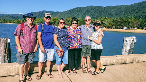 Cairns with Friends 2018