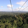 From Skyrail looking toward Kuranda