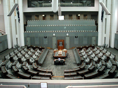 22  Parliament - House of Representatives