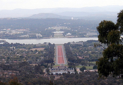 Canberra - Australia's National Capitol March 2004
