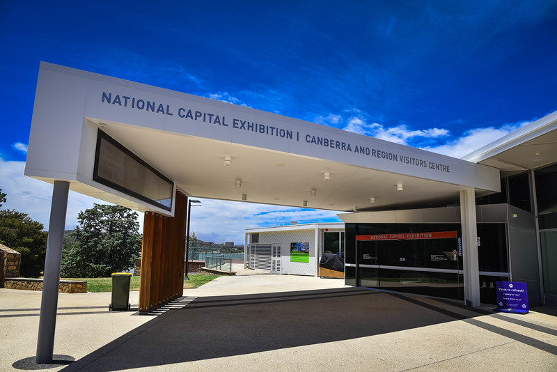 national capital exhibition canberra
