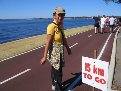 Perth to Port walk
