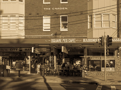 Square Peg Cafe, Coogee