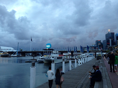 Sydney's Darling Harbor