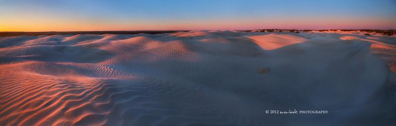 Yanerbie Sand Dunes<br /> Streaky Bay