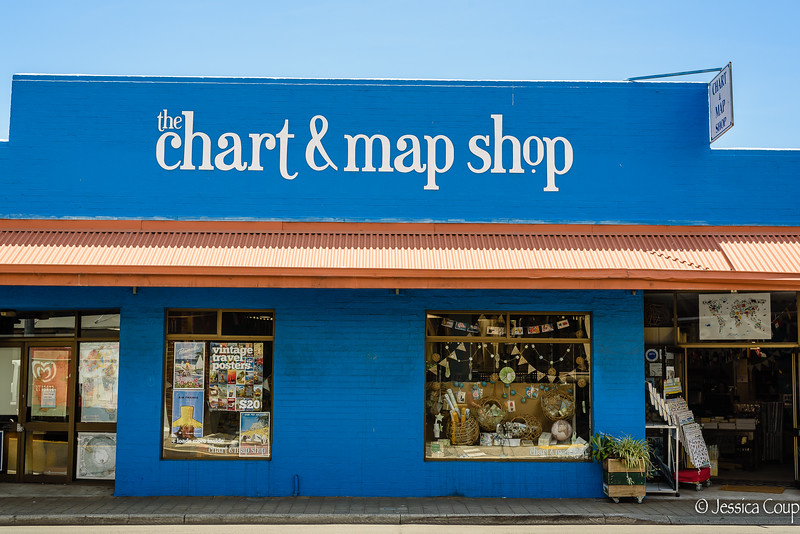 The Chart & Map Shop
