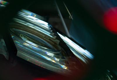 Fresnel lens at Cape Otway Lightstation