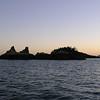 Hexham Island sunset