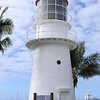 Old lighthouse at Mackay Marina