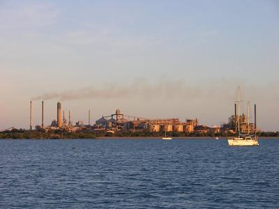 Gove/Nhulunby to Elizabeth Bay