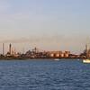 Gove Harbour - Alcan bauxite processing plant