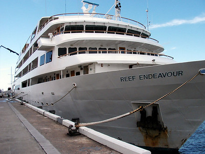 01  Boarding Reef Endeavour