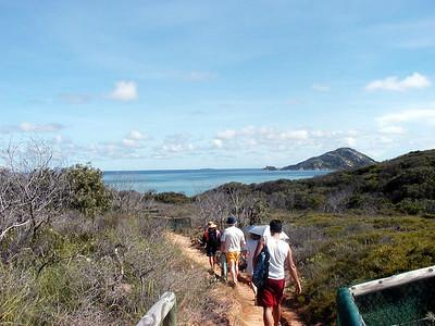 2  Lizard Island Walk