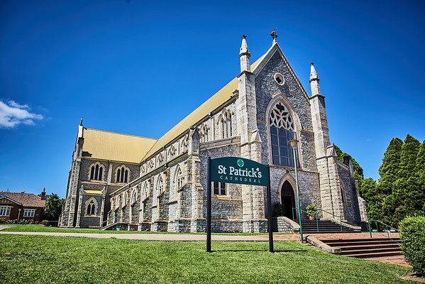 St. Patricks Cathedral in Toowoomba