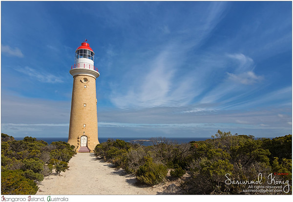 Cape du Couedic Lighthouse station