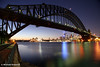 Sydney Harbour Bridge at Dawn, NSW