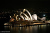 Opera House at Night, Sydney, NSW