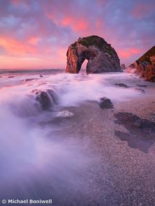 Horsehead Rock, Bermagui, New South Wales, Australia