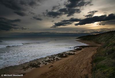 Point Lonsdale Beach. Victoria