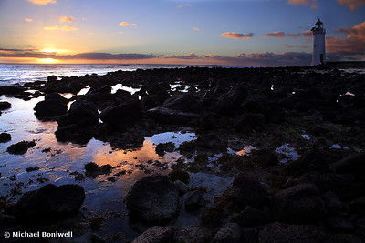 Port Fairy Lighthouse Sunrise, Victoria, Australia