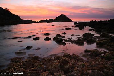 Dawn, Mimosa Rocks National Park, NSW