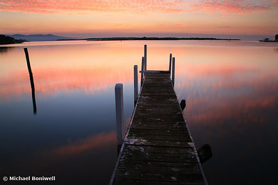 A new day dawns, Mallacoota, Victoria, Australia
