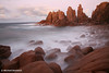 The Pinnacles, early morning, Philip Island, Victoria