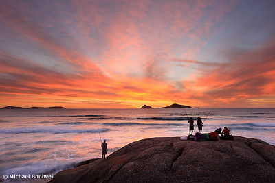The Fishing Trip, Wiskey Bay, Wilsons Promontory, Victoria, Australia