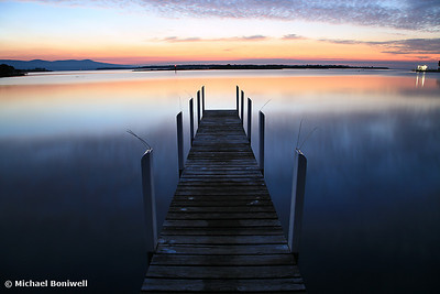 Fishermans Paradise - Mallacoota before dawn, Victoria, Australia