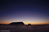 Shearing Shed Pre-dawn, NSW Outback
