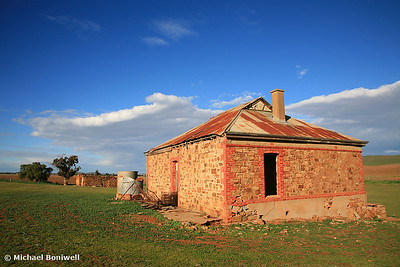 Abandoned Homestead, Burra, South Australia