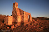 Ruins at Dusk, Silverton, NSW Outback