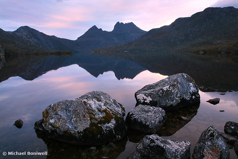 Dove Lake Dawn, Cradle Mountain, Tasmania