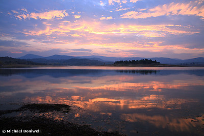 Lake Jindabyne Sunset, NSW