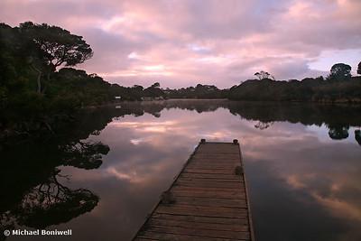 Glenelg River Awakens, Victoria
