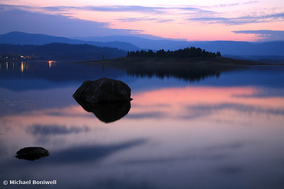 Lake Jindabyne Dusk, NSW