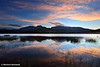 Dawn Reflections, Mount Buffalo, Victoria, Australia