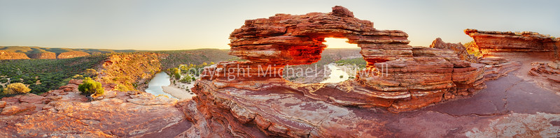 "Nature's Window, Kalbarri National Park, Western Australia.  <a href=""mailto:michael.boniwell@gmail.com"">Email</a> to order a print or commercial use license."