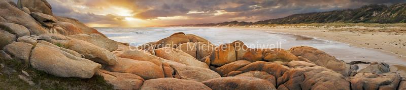 "Salmon Rocks, Cape Conran, Victoria. Australia. <a href=""mailto:michael.boniwell@gmail.com"">Email</a> to order a print or commercial use license."